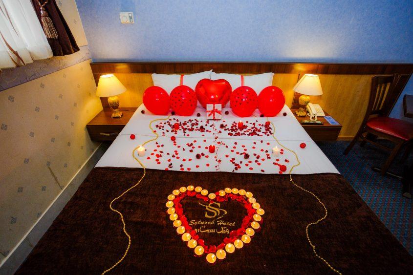 Double Room Isfahan Hotel