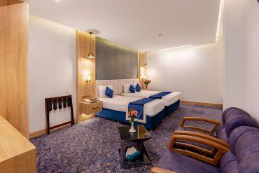 اتاق سه تخته هتل ستاره اصفهان